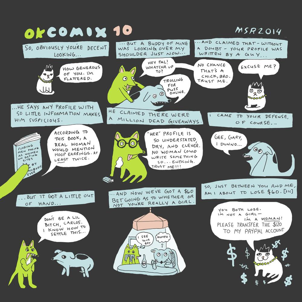 OKCOMIX