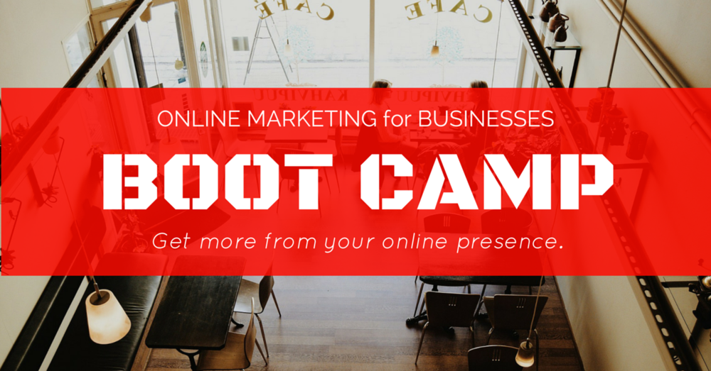 Online Marketing _ Business Boot Camp