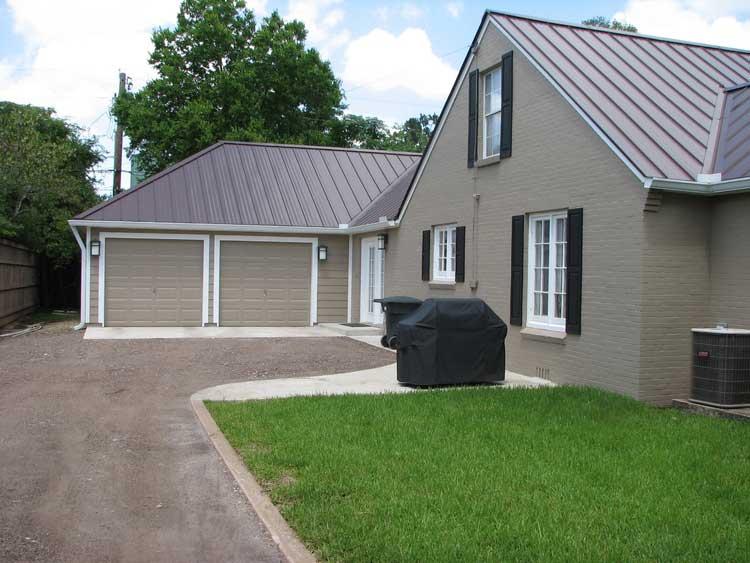 Garage Addition College Station