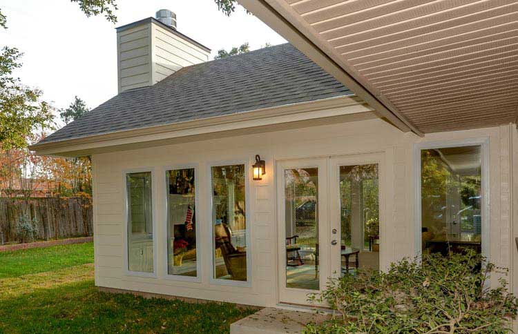Panel Siding College Station