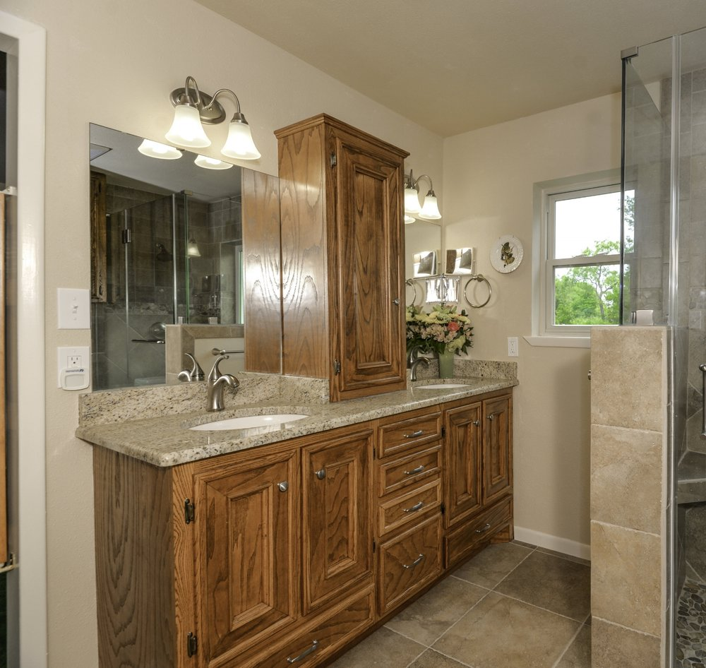 Remodeled home in Bryan / College Station, by Stearns Design Build