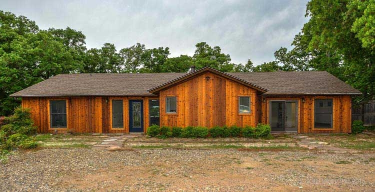 Wood Siding College Station