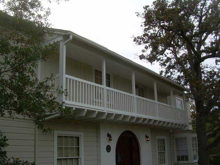 White Wood Siding College Station