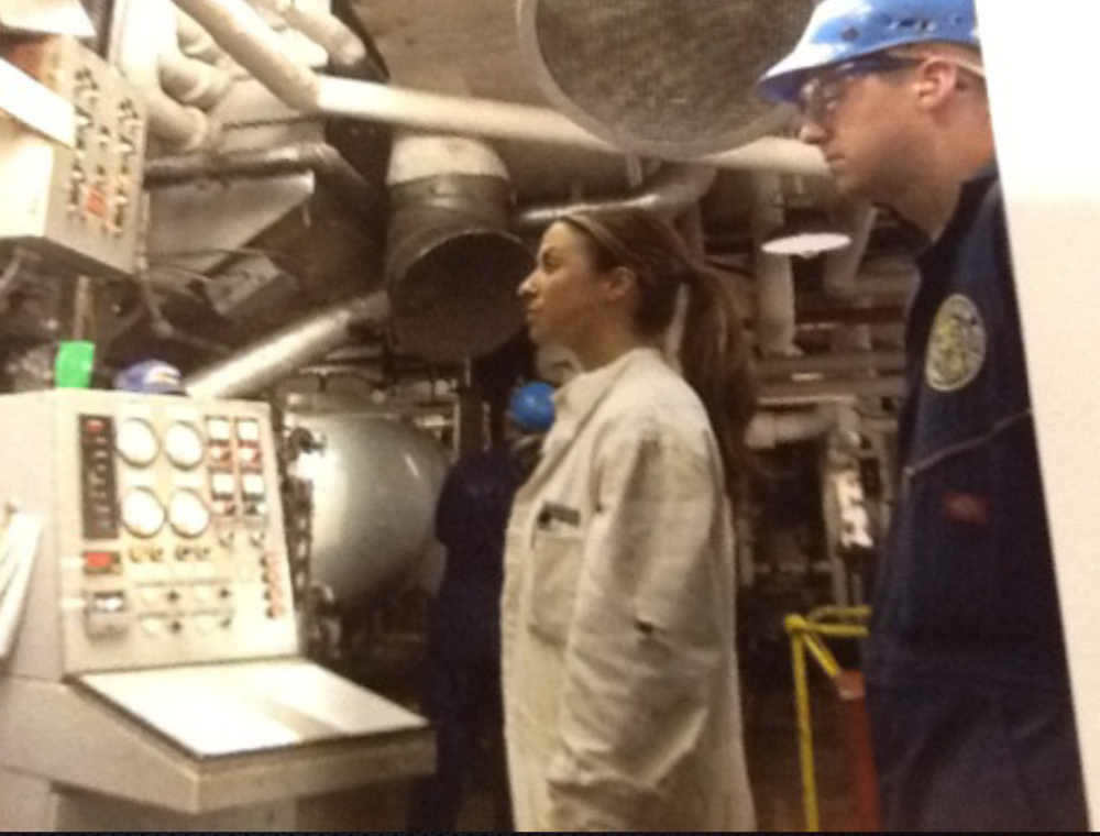 ENGINEERING OFFICERS AT SEA