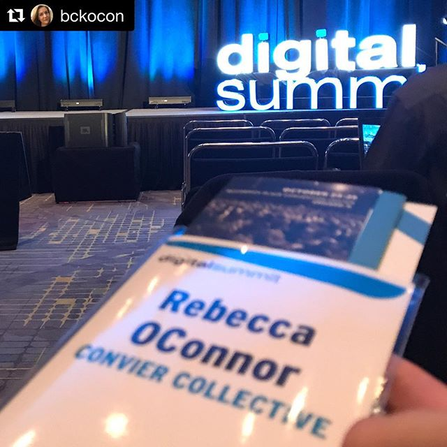 @bckocon repost ・・・ Already gaining so much knowledge at the Digital Summit Chicago and we're only 4 hours in. 💥👍🏻🤓#dschi #chicago #digitalmarketing #creative #contentcreator #nerd #SEO #optimization #searchengine @conviercollect @digitalsummits