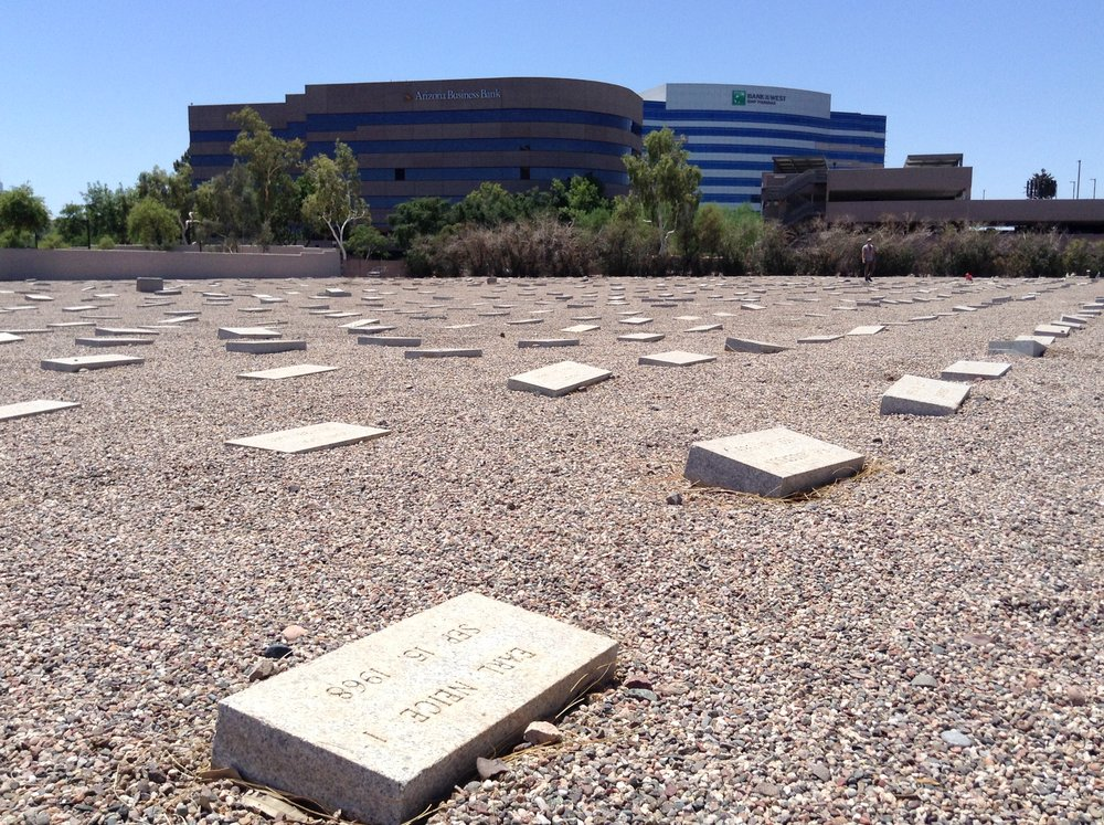 Twin Buttes Cemetery
