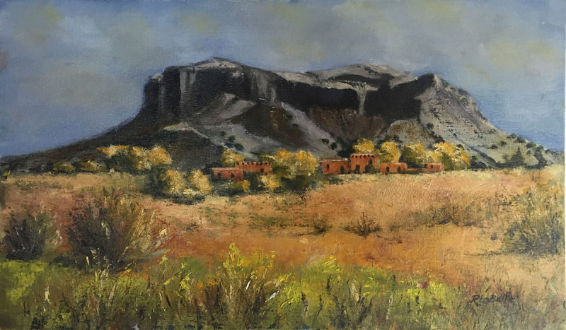 Black Mesa 1- 20x12 - oil painting.jpg