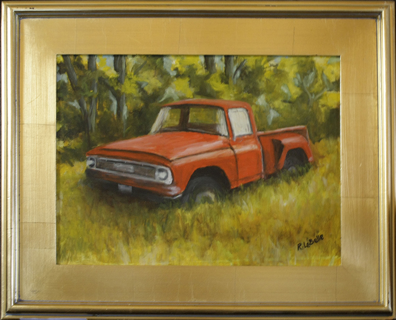 LaBell_Jan's Red Truck_oil painting web.jpg