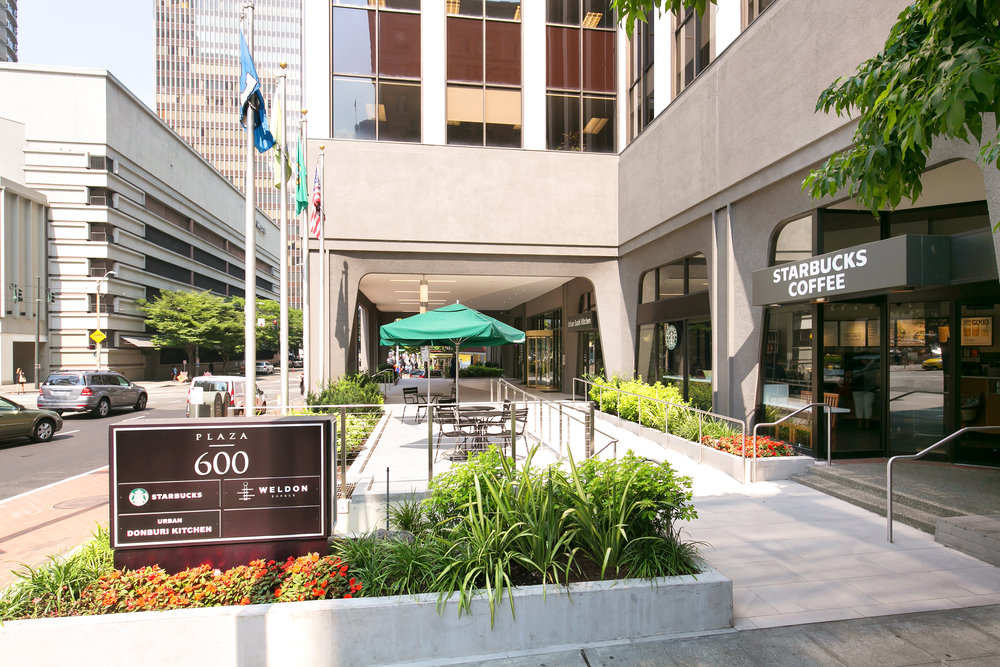 For Lease | Plaza 600 Office Tower | Downtown Seattle