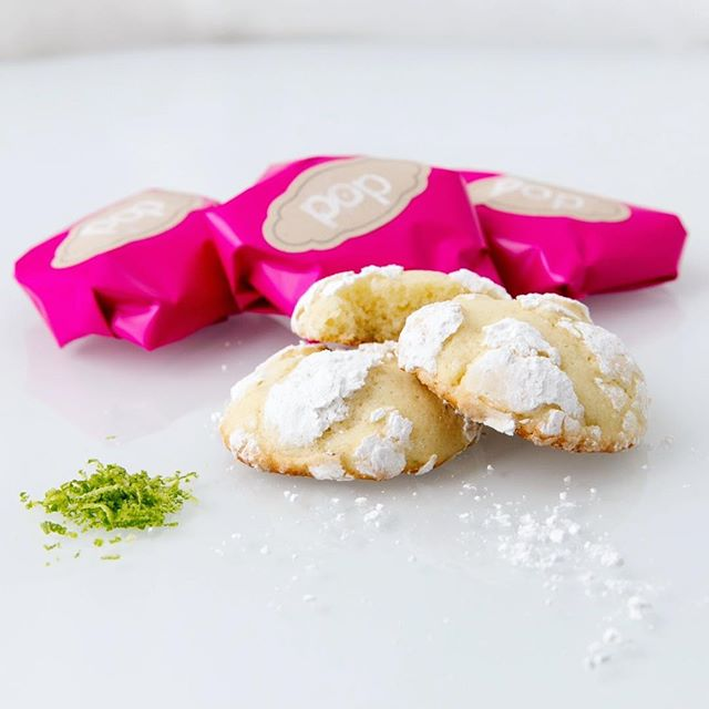 Organic Key Lime Cookies! Fresh, individually wrapped and ready to go! Order these tonight on UberEATS and Postmates until midnight in the miami Downtown area. You can always order with the link in the bio. Call or text us if you have any questions. 💕💕💕