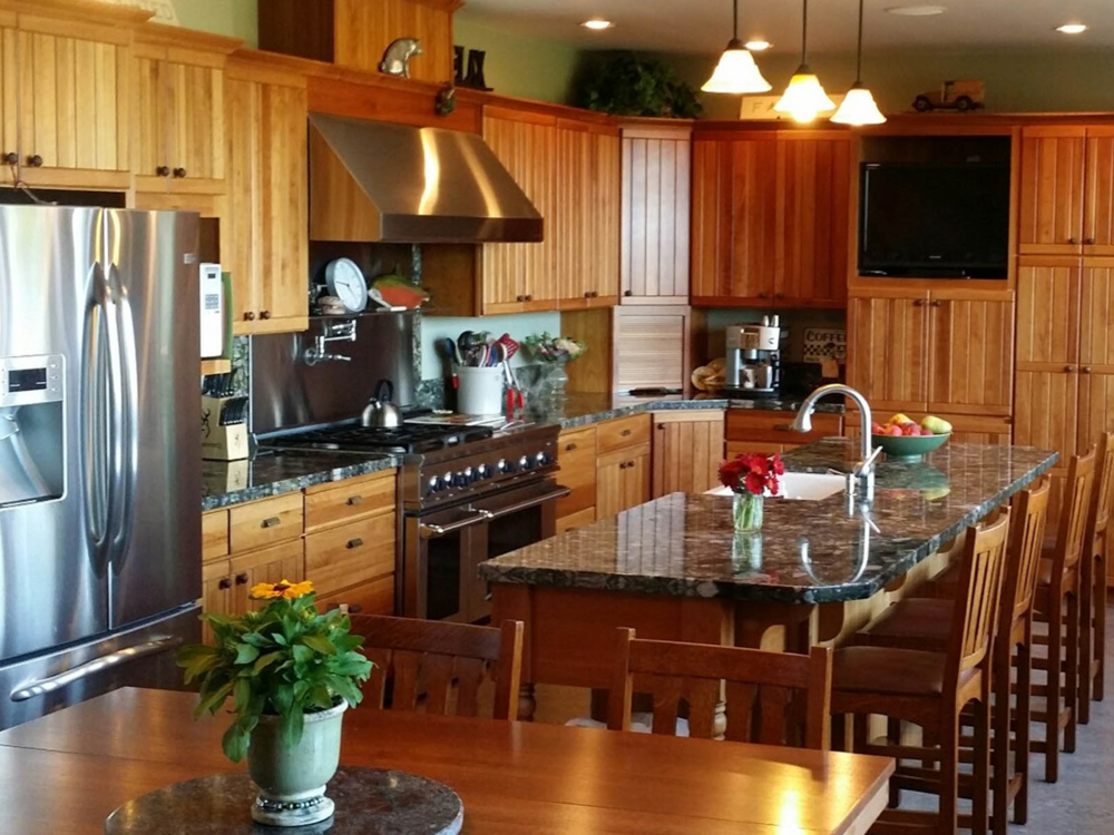 SCHEUBER ROAD KITCHEN