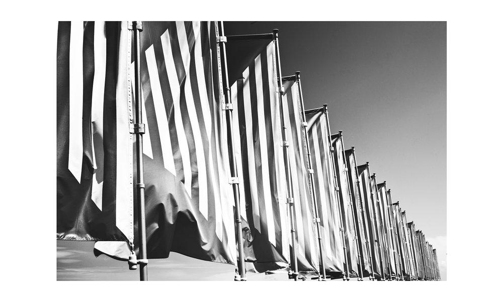Fondazione Zegna - Progetto All'aperto Daniel Buren
