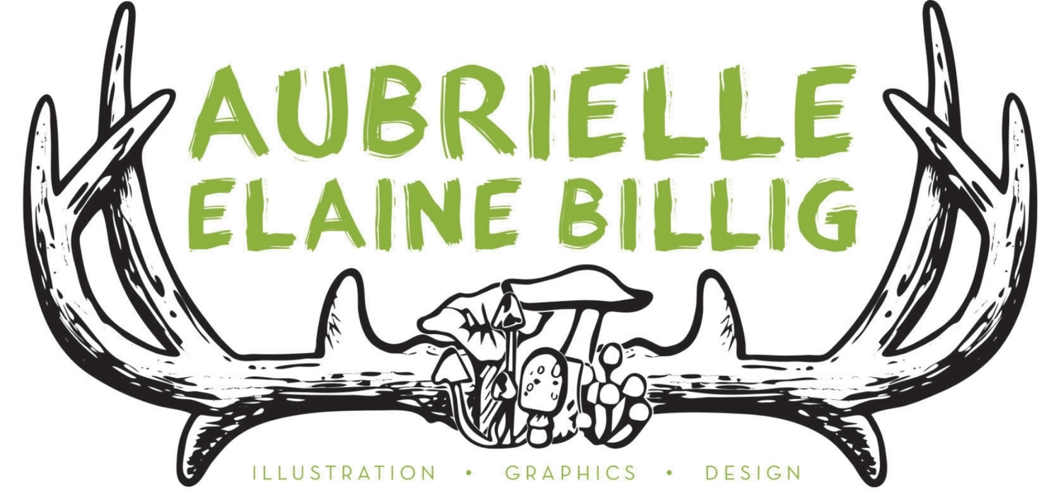 Aubrielle Billig Illustration and Design