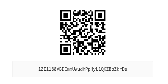 Donate with Bitcoin: 12E1188VBDCmxUwudhPpHyL1QKZBaZkrDs