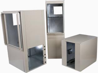 HVAC Cabinets