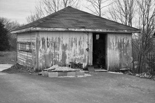 1966 Garage