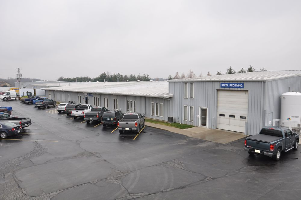 5 Commercial Rd. | Huntington, Indiana - Present day