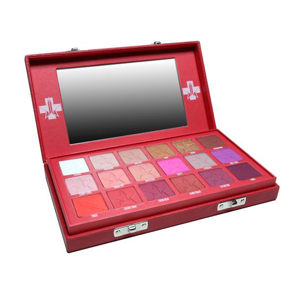 Jeffree Star blood sugar palette $52.00 This one is for all my makeup lover girls. If your girl is always talking about makeup, makeup youtubers and the newest makeup trends get her this!! This palette is currently in stock as i'm writing this but it is always sold out so chances are she doesn't have it (I would check though.. just look through her makeup when she's not in the room). Since its always sold out this would be a perfect gift for a makeup lover! If you are unsure if she is obsessed with makeup or not I would probably pass.   https://jeffreestarcosmetics.com/collections/eyes/products/blood-sugar-eyeshadow-palette