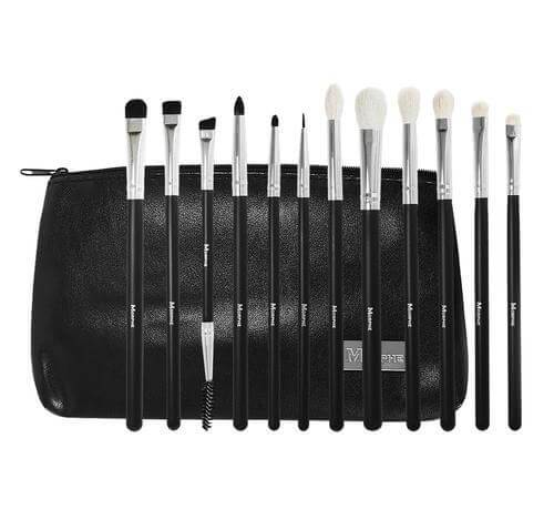 MORPHE SET 702 - 12 PIECE EYE-CREDIBLE SET $25.00 This is another great gift for someone just starting their makeup collection too! Honestly even people who aren't just starting it too. You can never have too many eye brushes. Morphe makes amazing brushes for a really good price! If you are wanting to spend more you can add it to a eyeshadow palette and really make it a perfect gift!   https://www.morphebrushes.com/collections/sets/products/set-702