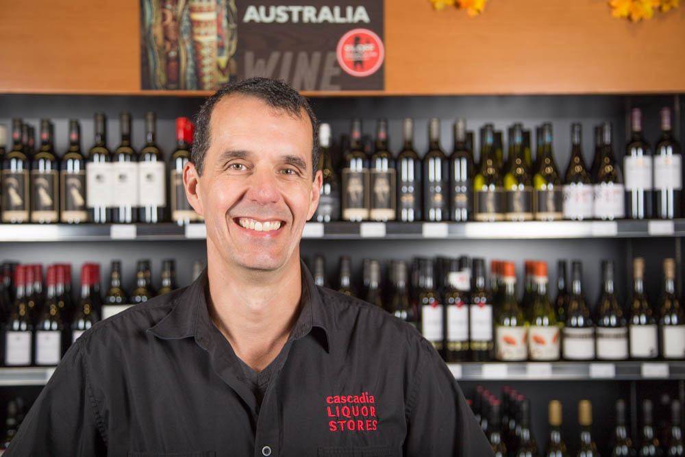 JEFF LUCAS GM, COURTENAY  PRUD'HOMME LEVEL 1 / WSET LEVEL 2  12 years of working for Labatt leaves Jeff chocked full of knowledge. He and his team are at your service to help find the perfect drink and make your night an experience. Tickle Jeff's fancy by asking about his international wine collection.  Email:  jlucas@cascadialiquor.com