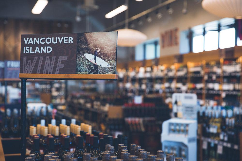 vancouver island wine