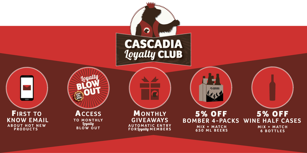 Cascadia Loyalty Club, We Are Cascadian
