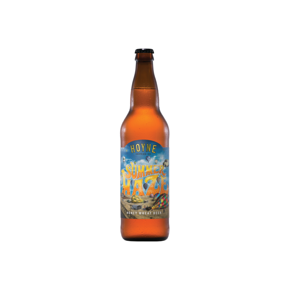 Hoyne Brewing Summer Haze Honey Hefe - Light hefeweizen flavours with a touch of honey on the finish.$5.69 (650ml)Victoria, BC