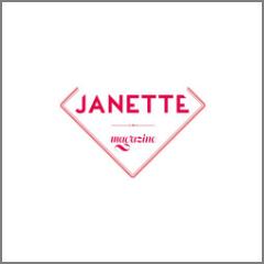 JANETTE MAGAZINE•WEW