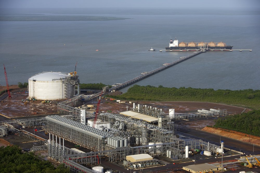 Darwin LNG Plant