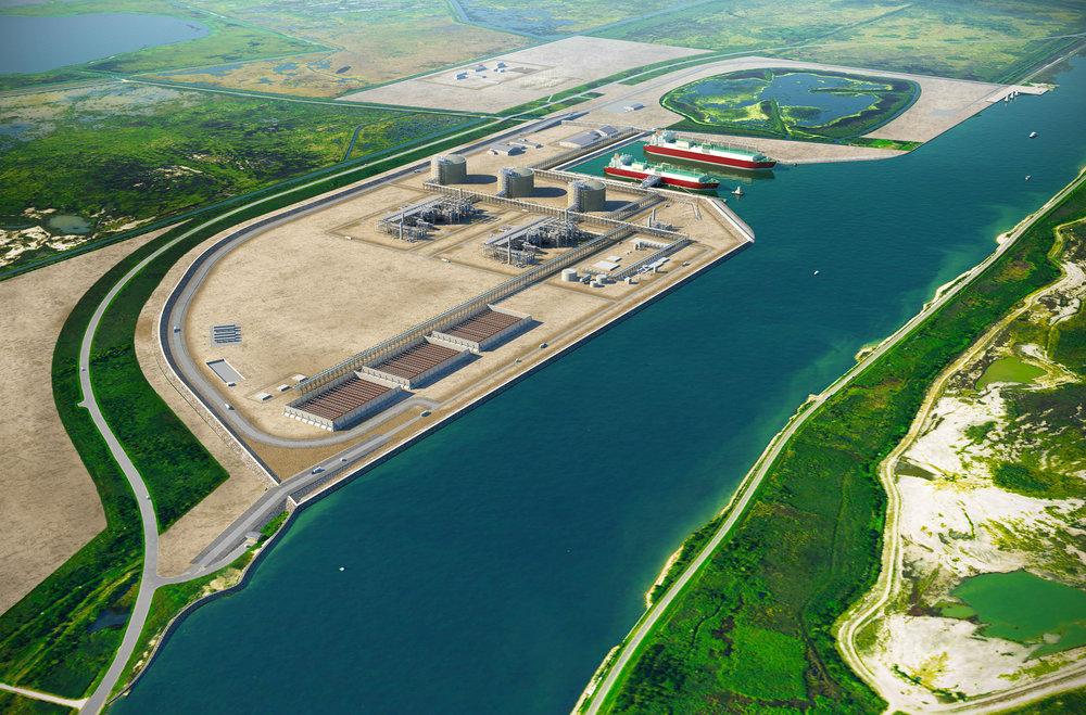 Courtesy: Port Arthur LNG