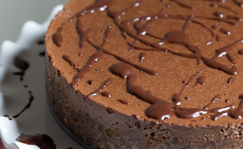 "Chocolate ""Cheesecake"""