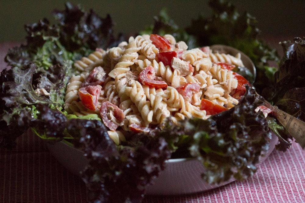 tuna tomato salad