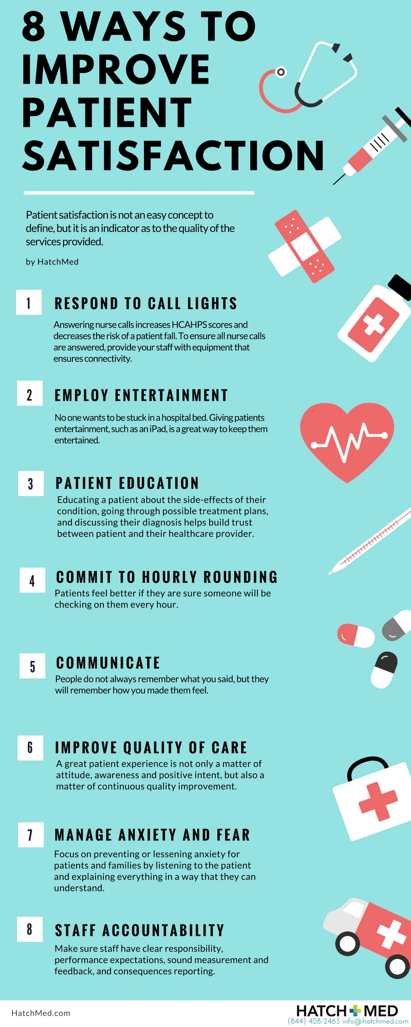 The 17 Best Healthcare Infographics Of 2017 Hatchmed