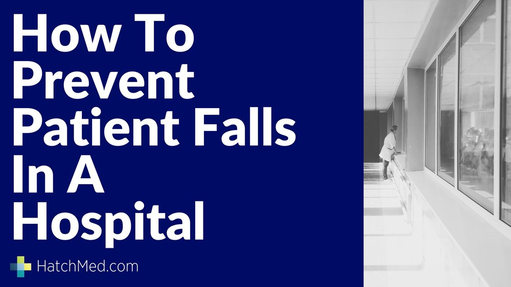 how to prevent patient falls