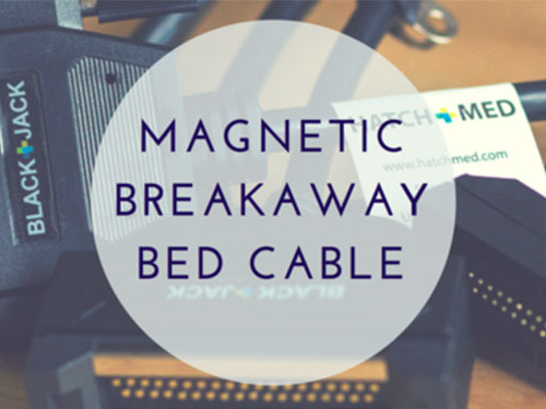 Blackjack - Magnetic Breakaway Nurse Call Cable