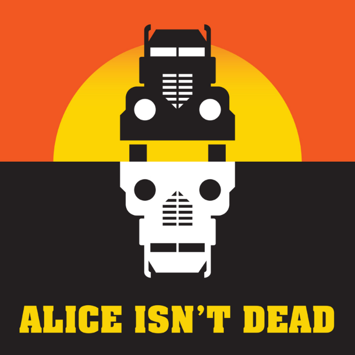 Alice Isn't Dead cover