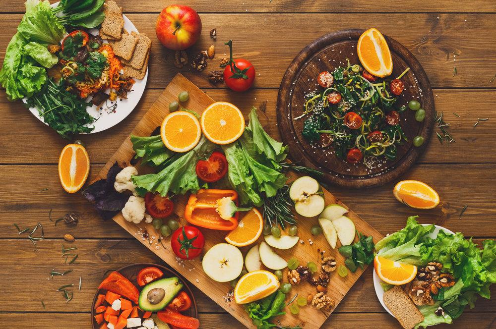 veganism in restaurants