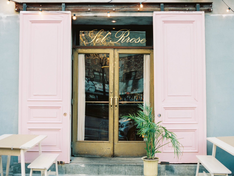 Sel Rrose's exterior via Sel Rrose