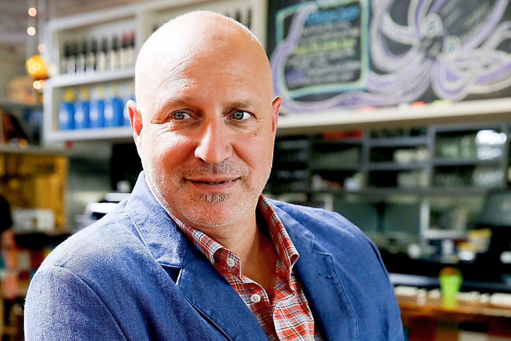 Tom Colicchio via Bravo TV