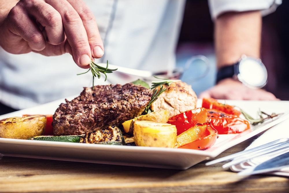 steak dinner profitability