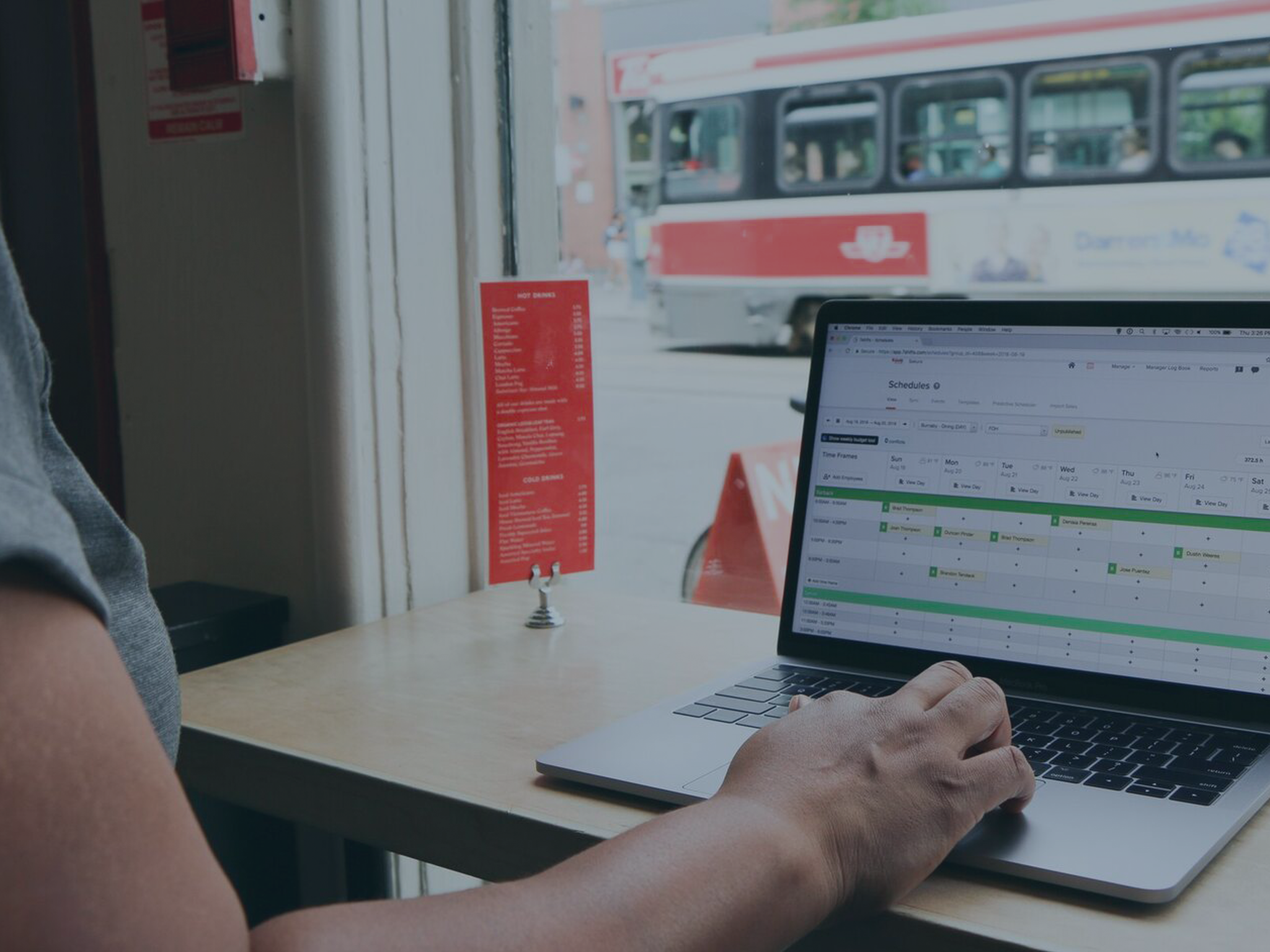 why you need a restaurant scheduling tool instead of excel