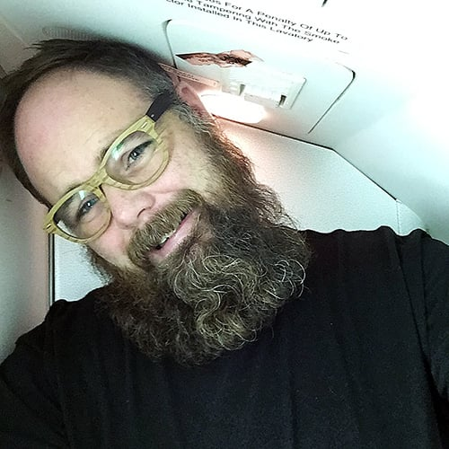 If you ever think it sucks being seated next to someone large on a plane, try being someone large on a plane using a bathroom.