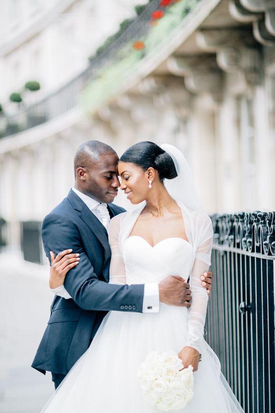 Stylish Winter Wedding Dresses | www.AleekaEvents.co.uk