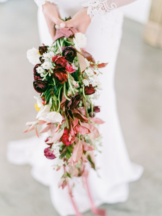 10 Bouquets to inspire your Valentine's Day Wedding | Aleeka Events