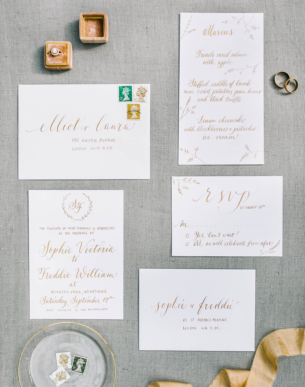 A Guide to Making the Most of Your Wedding Budget | Aleeka Events: Wedding and Event Planner & Stylist | UK and London | Photography - Amy O'Boyle Photography
