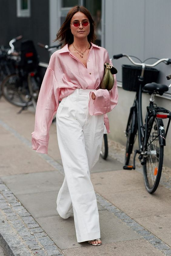 how-to-wear-wide-leg-trousers
