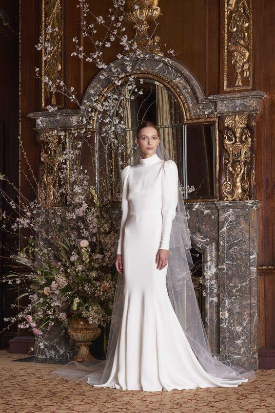 wedding dress trends of 2019