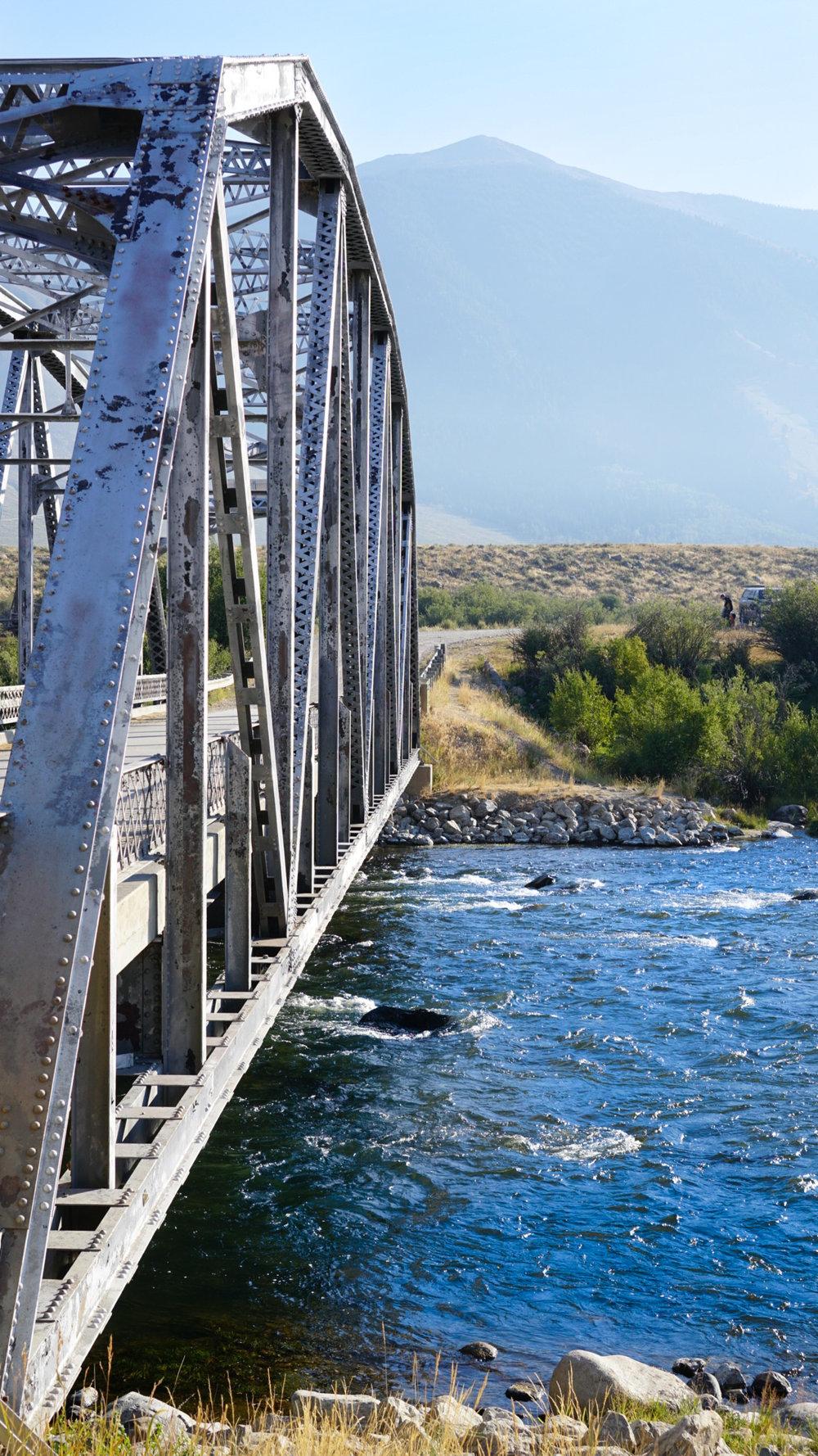 Madison River (Three Dollar Bridge)