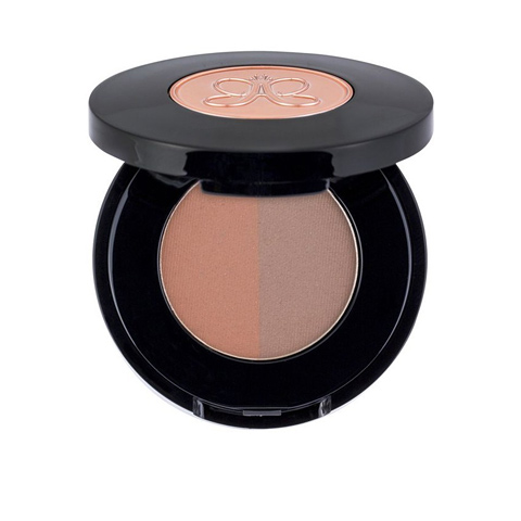 Anastasia Beverly Hills Brow Powder Duo.  Loved by beauty bloggers everywhere, (seriously search it on Youtube, everyone uses it.) The product does wonders for the brows, especially for thinner brows, plus it stays on all day.