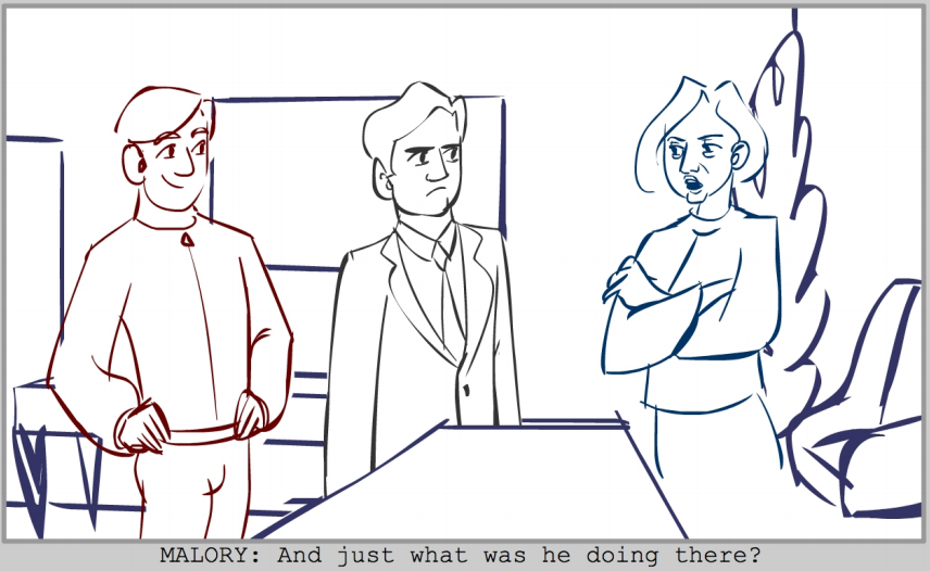 Copy of Archer Storyboard Test